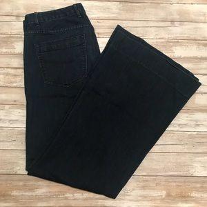 GAP | 1969 Wide Leg Flare Jeans